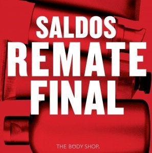 The Body Shop - Remate Final