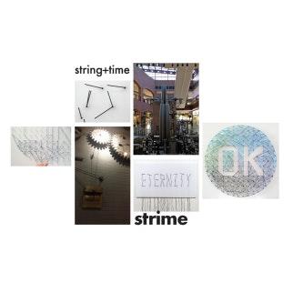 Strime, string+time