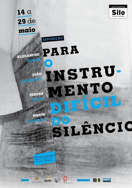 Para o instrumento dificil do silencio