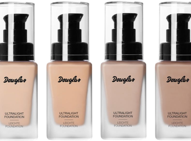 Ultralight Foundation, Douglas Make Up (18,95€)