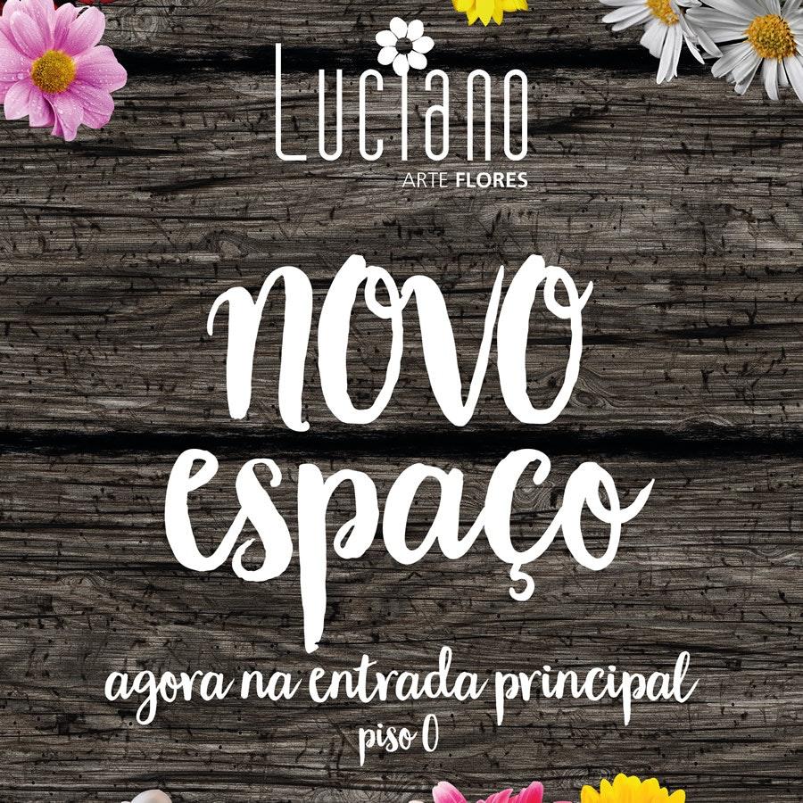 Luciano – Novo Espaço