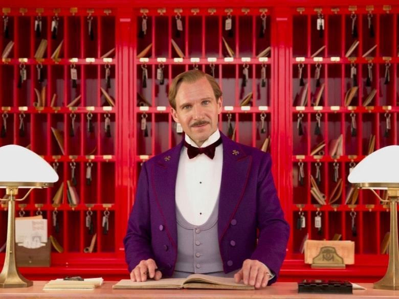 O Grande Hotel Budapeste (Wes Anderson, 2014) – 5€