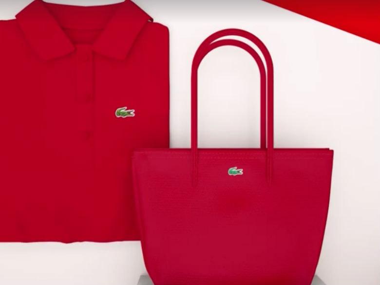 Camisa Polo Feminina Vermelha Lisa Colombo Woman