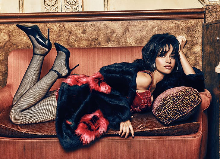 Camila Cabello é a nova cara da Guess