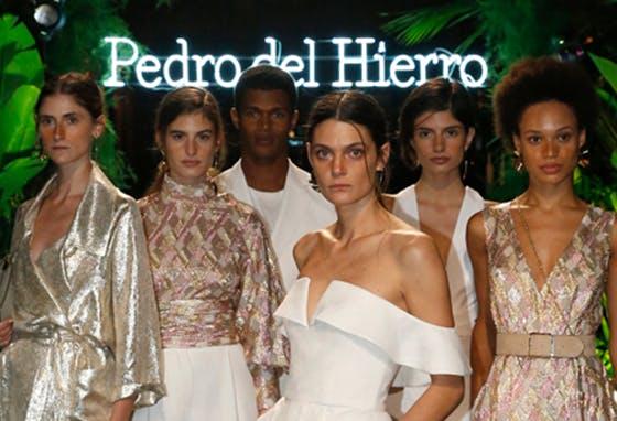 Pedro del Hierro Fashion Show SS18