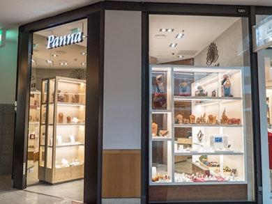 A Panna abriu a sua primeira loja em Portugal