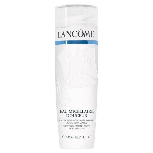 Água micelar desmaquilhante Lancôme, antes a 32,40€ e agora a 25,92€, na Perfumes & Companhia | Porque os produtos com que nos desmaquilhamos são tão importantes como aqueles com que nos maquilhamos.