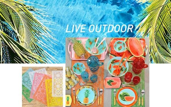 Coleção Live Outdoor, Verão '18, A Loja do Gato Preto