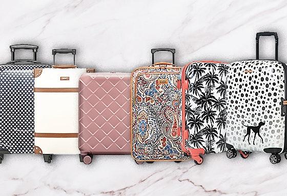 As 10 melhores malas para viajar este verão