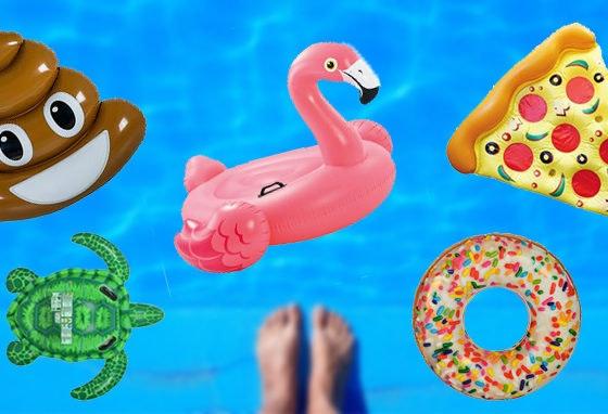 Os insufláveis que vão animar o seu verão