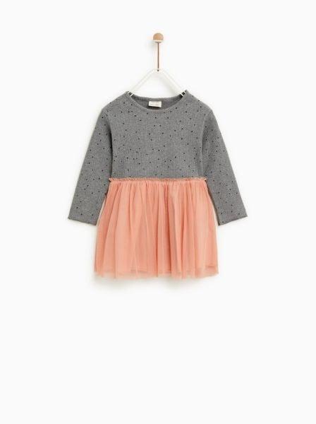 Vestido, Zara, 15,95€