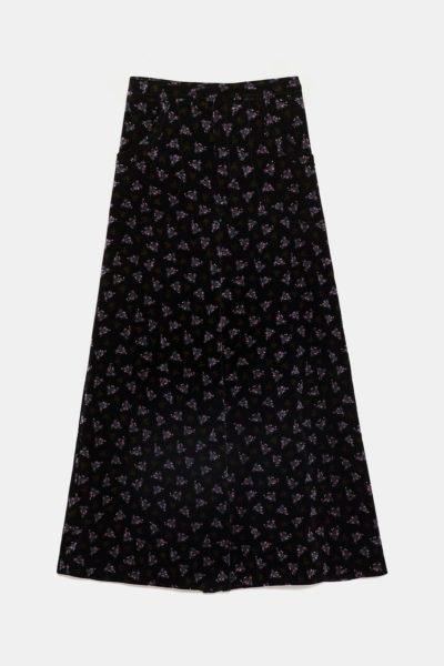Calças culote, Zara, 59,95€