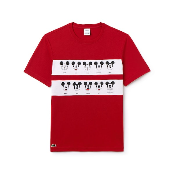 T-shirt, Lacoste, 75€