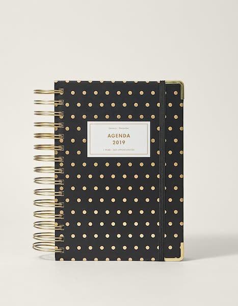 Agenda, Stradivarius, 15,99€