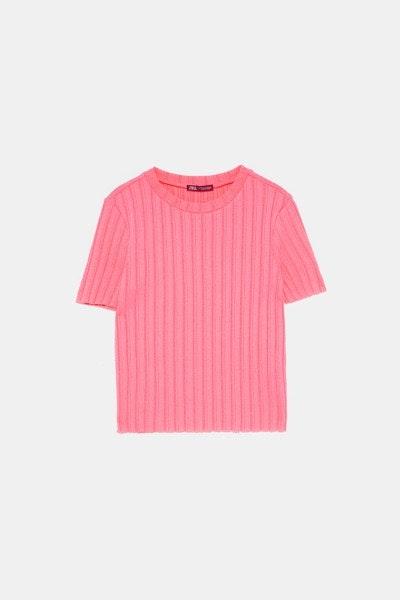 T-shirt Zara, 12,99€