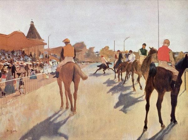 Cavalos de Corridas (1879)