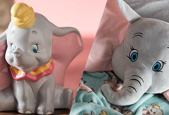 Dumbo: o elefante mais querido chegou à Primark!