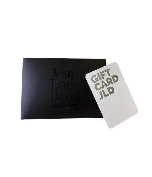 Gift Card, Jean Louis David, entre 20€ a 200€