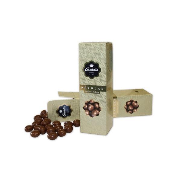 Pérolas de Chocolate de Leite, Arcádia, 3,80€