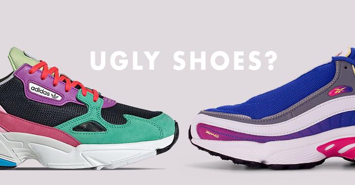Ugly shoes: as sapatilhas que de feias não têm nada