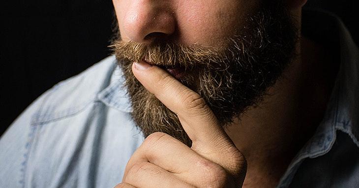 70f96f6e0 5 passos para homens com barba rija!