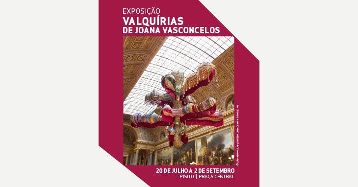 Exposição: Joana Vasconcelos enche o NorteShopping de arte