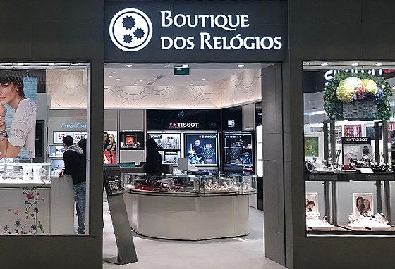 A Boutique dos Relógios está de volta ao nosso Centro!