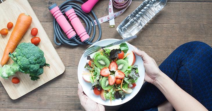 Saiba o que deve comer antes e depois do treino!