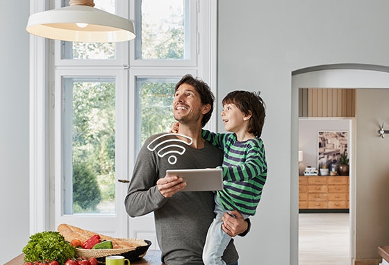 Smart home: a sua casa sem fios!
