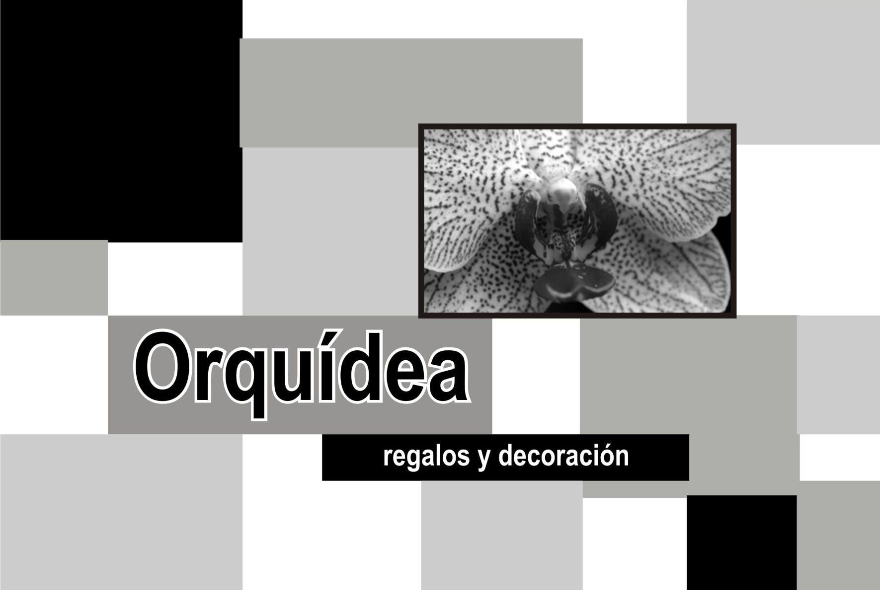 LOGO ORQUIEDEA Y DECOTRACION
