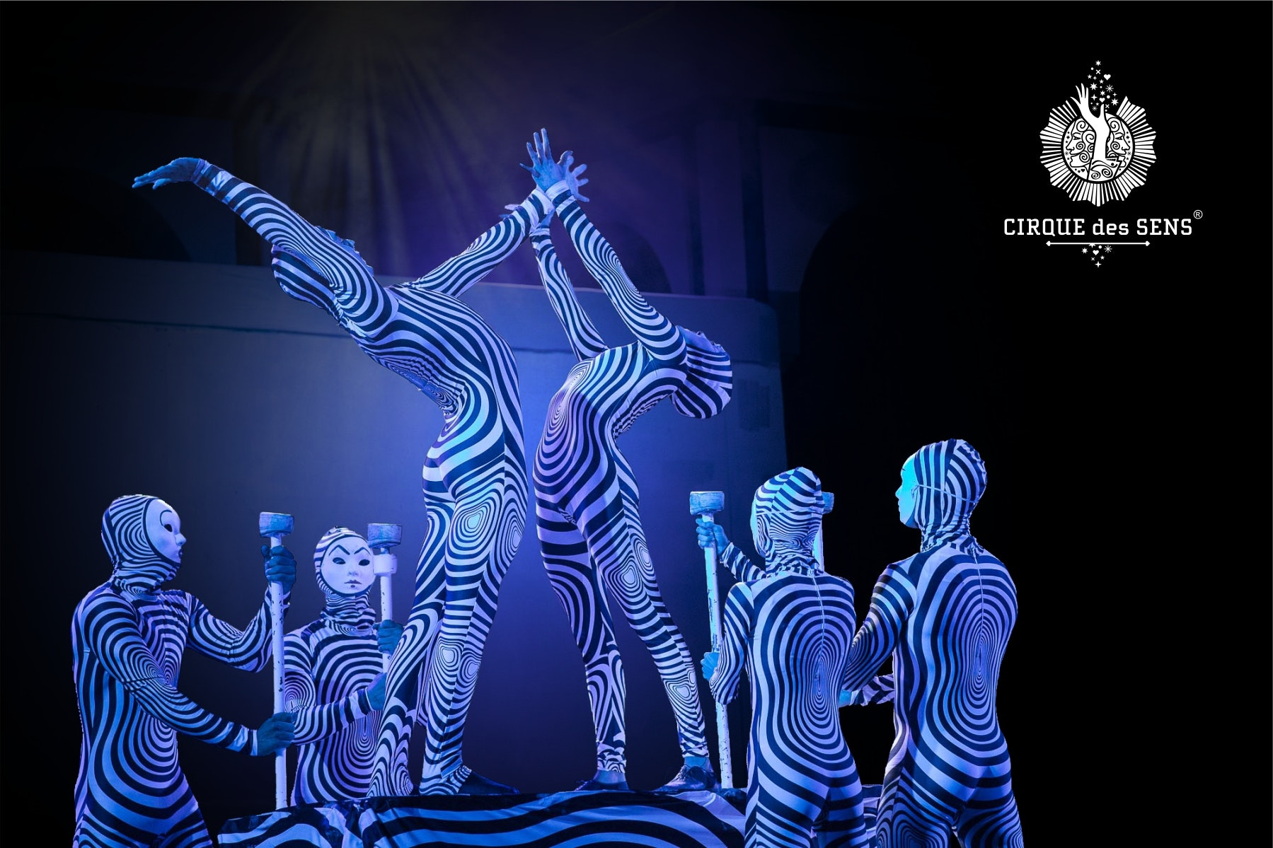 PLAZA MAYOR FESTIVAL DE VERANO CIRQUE DES SENS 1