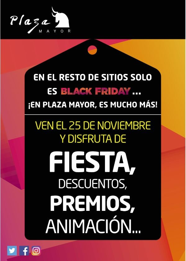 BLACK FRIDAY MALAGA