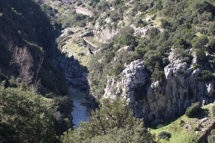 ¿Dónde hacer barranquismo en Málaga?