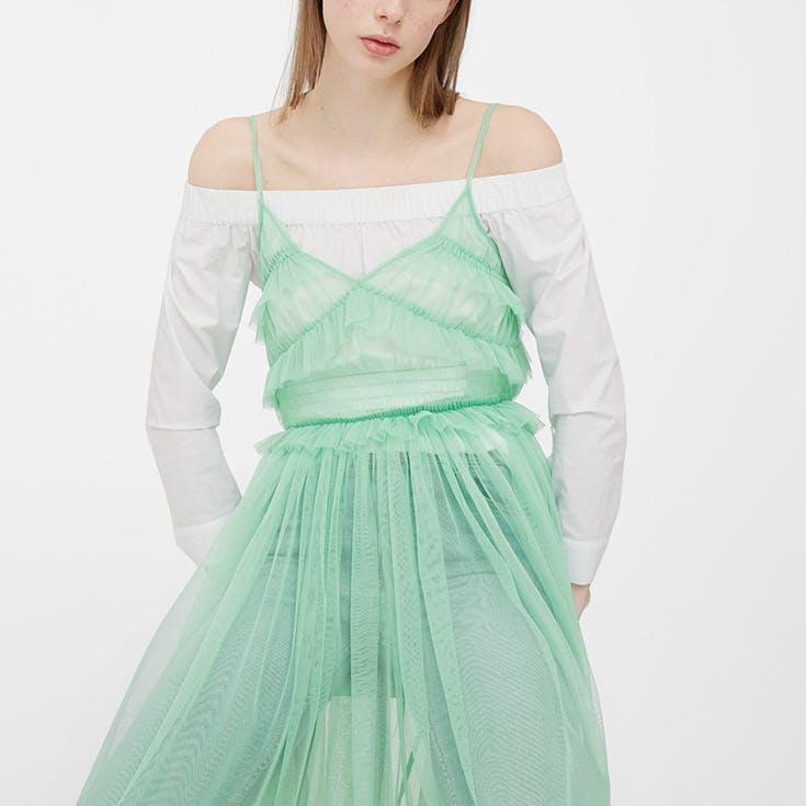 Las faldas de tul, tu aliado para un gran evento