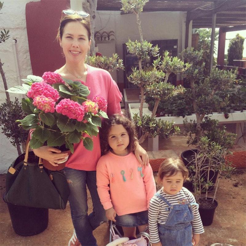Foto de la bloggera Angie