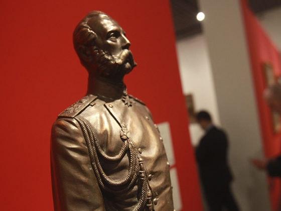'La dinastía Románov' en el Museo Ruso