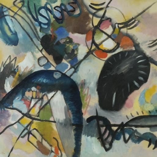 Kandinsky y Rusia: el padre de la abstracción en Málaga