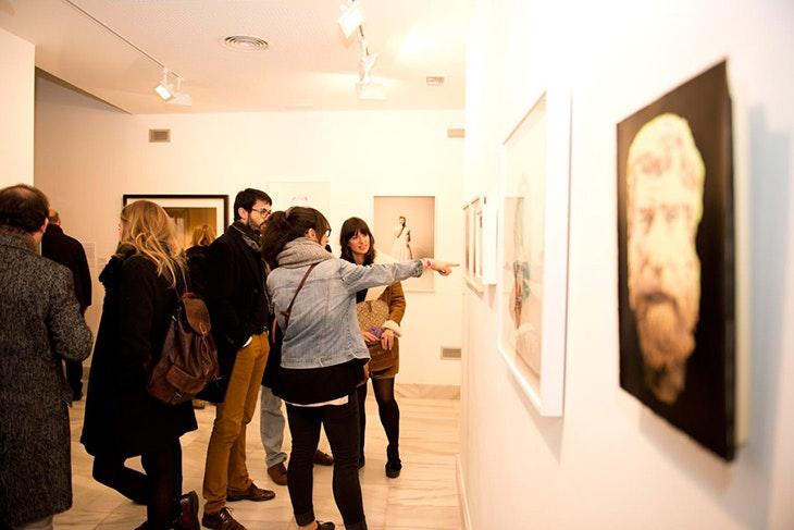 'Art & Breakfast', el arte emergente de Málaga