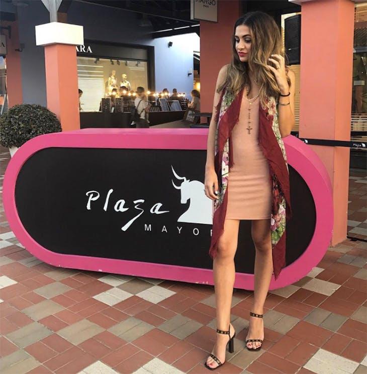 Estilo y glamour en el evento Blogger@s Malagueñ@s de Moda