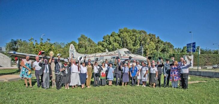Vuelven 'Los Deslumbrantes Años 60' en el Museo del Aeropuerto