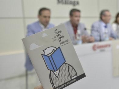 No te pierdas la '47 Feria del Libro de Málaga 2017'