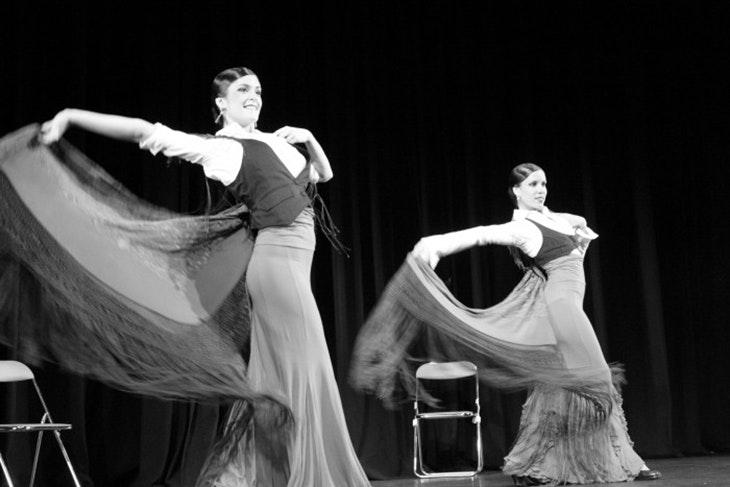 No te pierdas el espectáculo flamenco 'Jaleo'