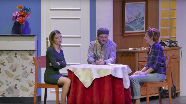 'En ocasiones veo a Umberto', en Teatro Alameda