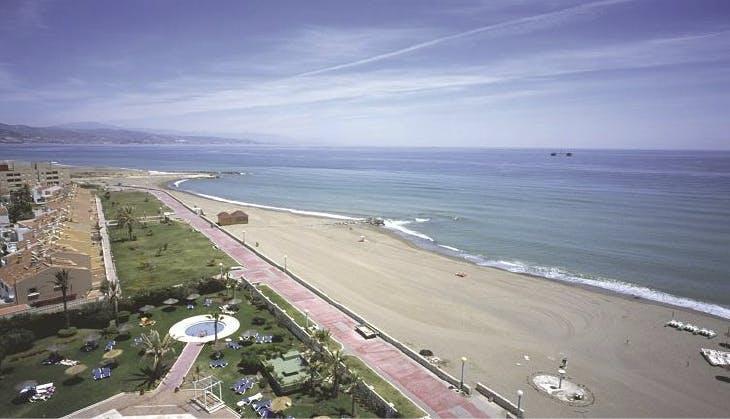 4 playas de Málaga muy cerca del CC Plaza Mayor