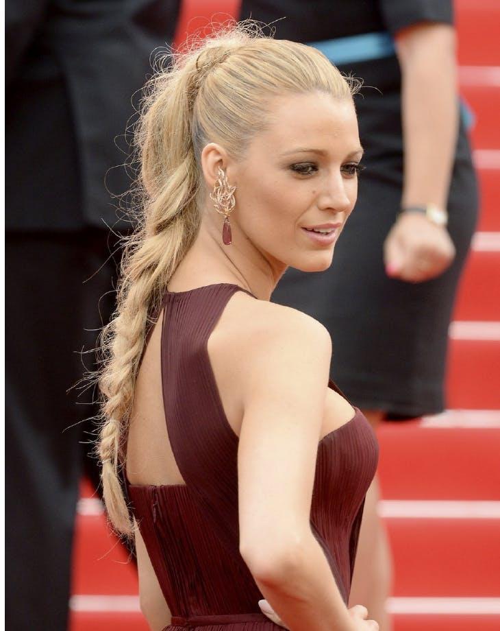 Peinados con coleta: los favoritos de las celebrities