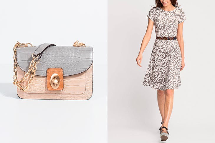 5 formas de usar tu cartera de mano como bolso