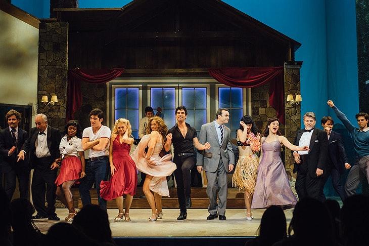 El musical Dirty Dancing llega a Málaga