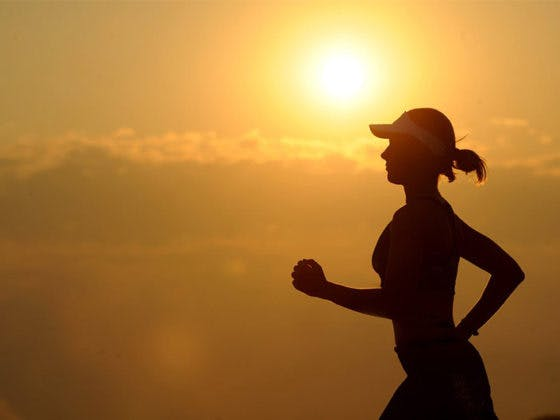 6 estiramientos para después de correr
