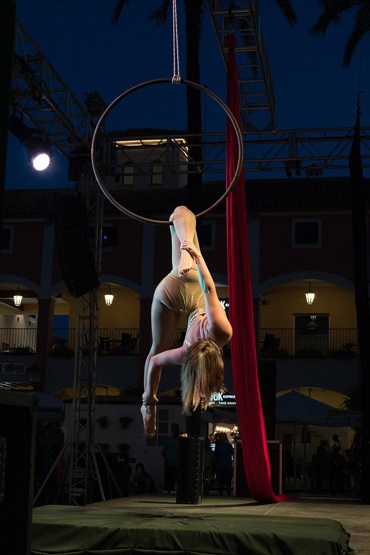 Una noche mágica en el Festival de Verano con Crikalgia