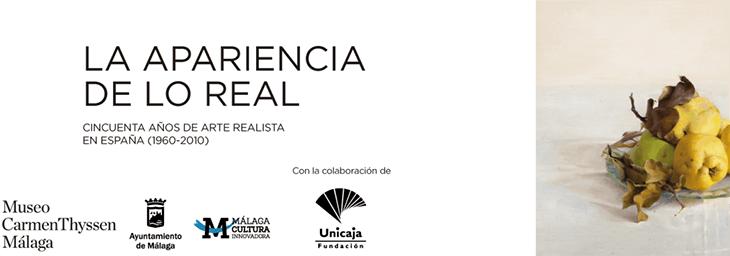 'La apariencia de lo real' te espera en el Thyssen de Málaga